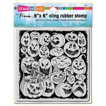Pumpkin Spooks by Stampendous