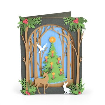 Sizzix Christmas Shadow Box 663611