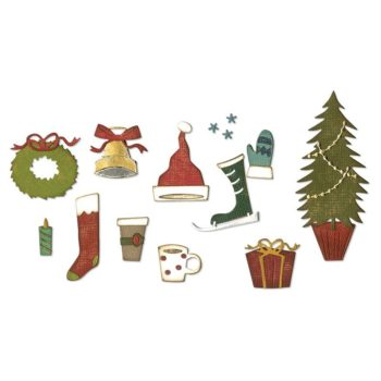 Sizzix Festive Things 664191