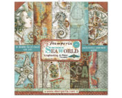 Stamperia Sea World 8 x 8 Paper Pack