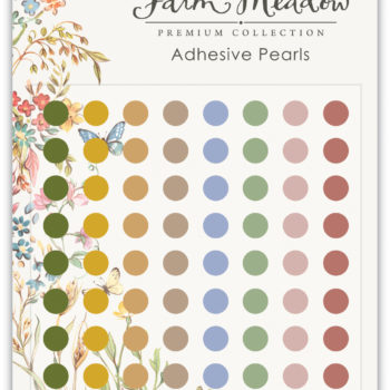 Farm Meadow Adhesive Pearl Dots