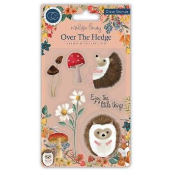 Harry the Hedgehog Stamp Set