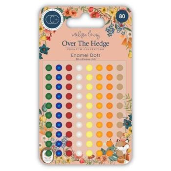 Craft Consortium - Over The Hedge Enamel Dots