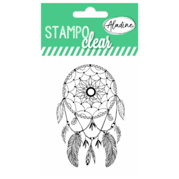 dreamcatcher stamp by aladine